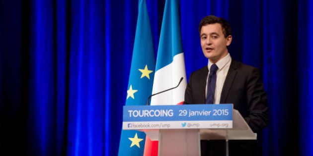 Gérald Darmanin, ancien porte-parole de Nicolas Sarkozy, accusé de communautarisme à