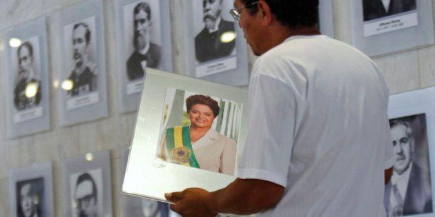 Dilma Rousseff pourrait être le deuxième chef d'Etat brésilien à subir une destitution en 24
