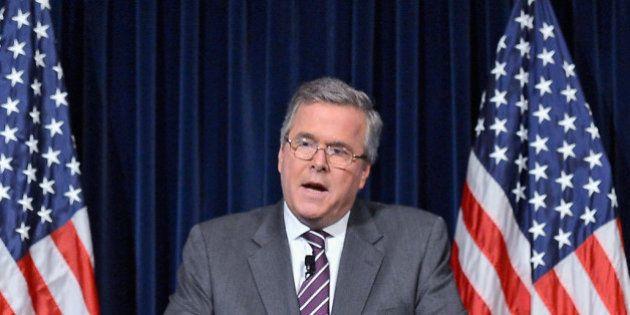 Jeb Bush, un candidat à la présidence américaine sous le fardeau de sa