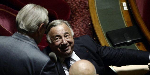 Gérard Larcher est bien le nouveau président du
