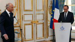 Fabius rappelle à Hollande sa promesse sur le Conseil
