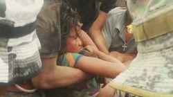 Une fillette et sa mère retrouvées indemnes dans les