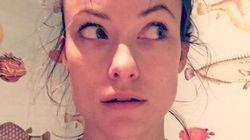 L'art d'être parent, résumé en un selfie d'Olivia
