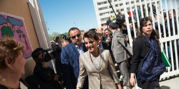 Najat Vallaud-Belkacem confirme 5 millions d'euros pour les écoles délabrées de