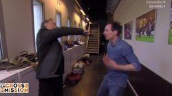 Julien Lepers démarre sa nouvelle émission en... taclant Samuel