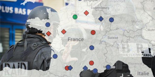 Cazeneuve lance un nouveau plan d'action pour le GIGN, le Raid et la