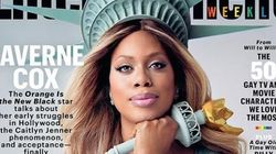 L'actrice transgenre d'Orange is the New Black en Statue de la