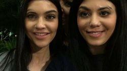 Saurez-vous reconnaître les sœurs Kardashian sur cette