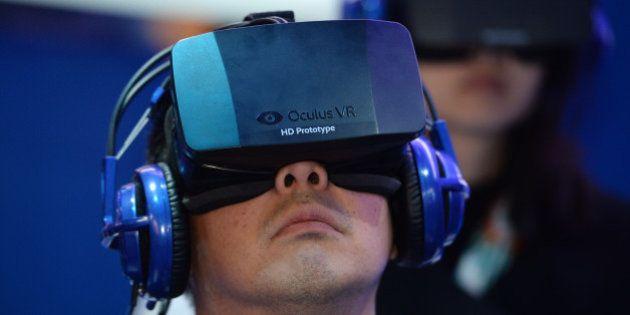 Oculus Rift: un partenariat avec Microsoft pour les jeux de la Xbox