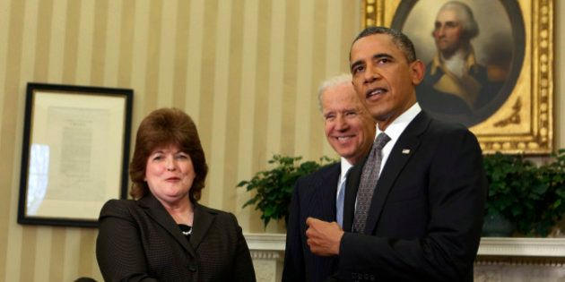 Sécurité d'Obama : les raisons qui ont poussé Julia Pierson, responsable du Secret Service , à