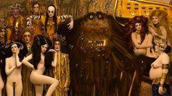 Des tableaux de Gustave Klimt grandeur