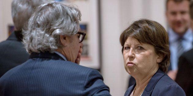 PS: Martine Aubry perd la puissante fédération du