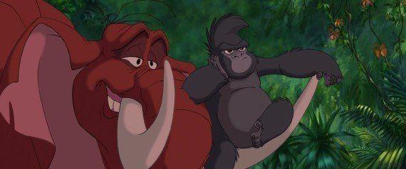 Les animaux Disney réimaginés en êtres