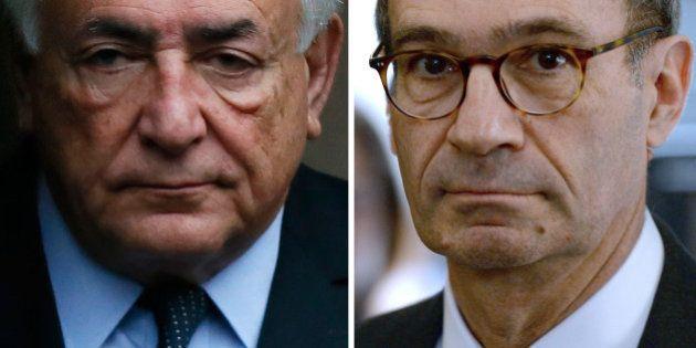 DSK, Eric Woerth : Fin du chemin de croix judiciaire pour les grands brûlés du précédent