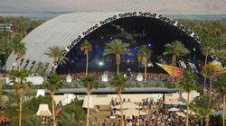 Les gens amènent vraiment n'importe quoi à Coachella (mais