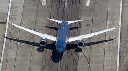 La vidéo incroyable d'un pilote qui pousse le fameux Boeing Dreamliner à fond en préparation du