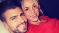 Enceinte, Shakira
