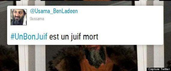 #UnBonJuif : une enquête a été ouverte par le parquet de Paris sur la diffusion d'un message antisémite...