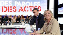 Marine Le Pen à DPDA: Quand les médias sont la cible des candidats aux