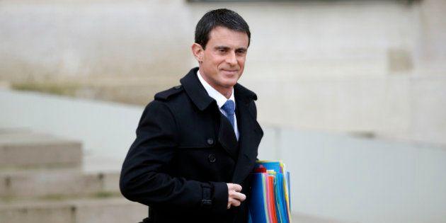 Manuel Valls ouvre le chantier du