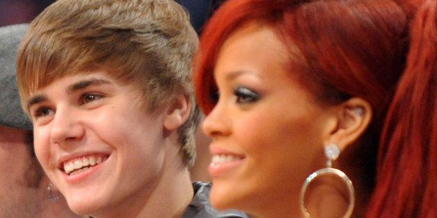 Justin Bieber et Rihanna seraient sortis