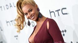 Le décolleté de Beyoncé est déconseillé aux personnes sujettes au
