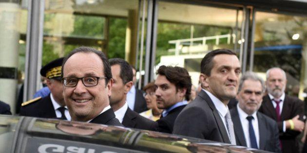 VIDÉOS. François Hollande multiplie les déplacements mais nie être déjà en course pour la présidentielle