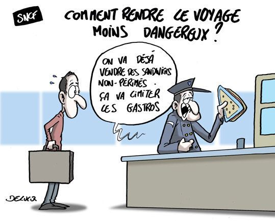 La SNCF va renforcer les contrôles des