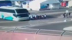 La nageuse autrichienne renversée par un bus aux Jeux européens placée en coma