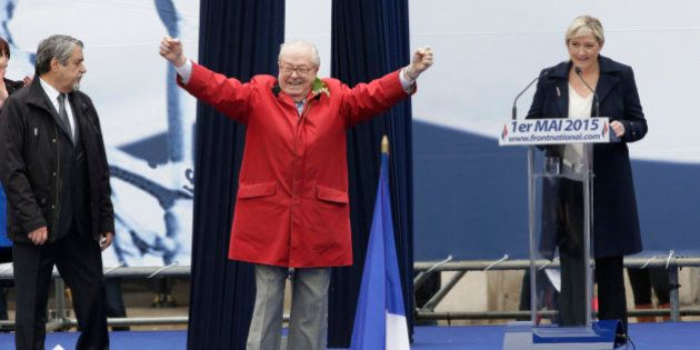 Front national: qui sont les derniers soutiens de Jean-Marie Le Pen après sa suspension du