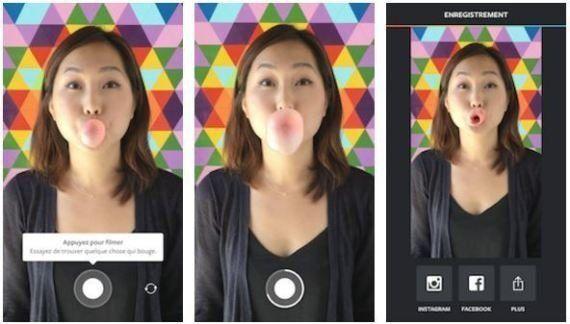 Boomerang, la dernière nouveauté d'Instagram va vous faire