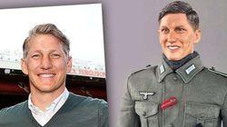 Schweinsteiger porte plainte contre cette figurine de soldat nazi
