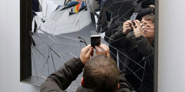 PHOTOS. Fiac 2015: Comment les réseaux sociaux (et surtout Instagram) influencent le marché de