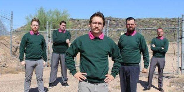 Le groupe de metal Okilly Dokilly est entièrement inspiré de Ned Flanders des