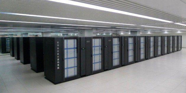 Tianjin: À quoi servait le superordinateur chinois Tianhe-1A, coupé à cause de