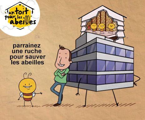 L'abeille est en danger: vous pouvez participer à son