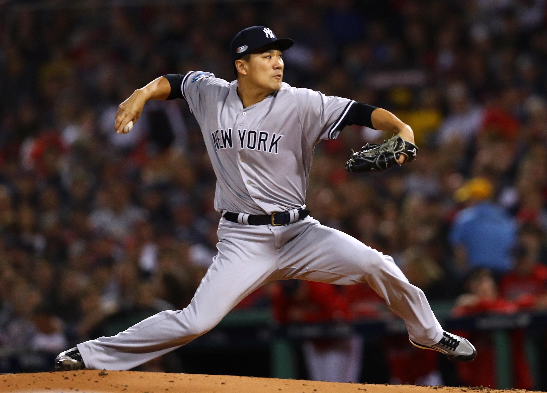 MLB2019年シーズンの開幕投手を務める田中将大投手