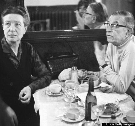 Lettre de Jean-Paul Sartre à Simone de Beauvoir: