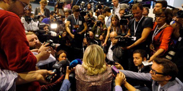 La polémique entre Marine Le Pen et DPDA illustre à nouveau les difficultés de la presse avec le