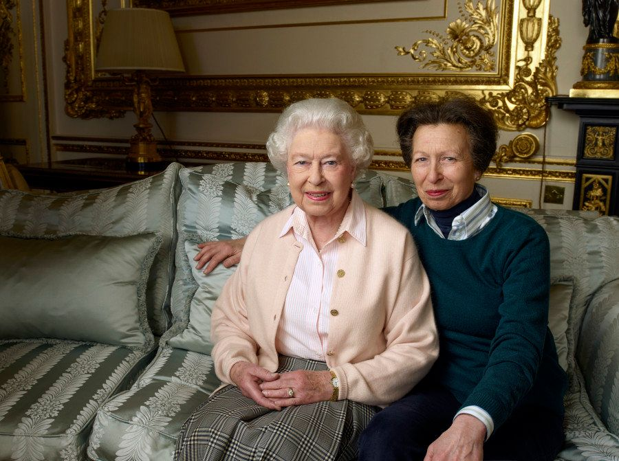 Quand la photographe Annie Leibovitz trouvait la reine Elizabeth II