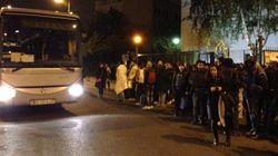 Plus de 1300 migrants évacués à