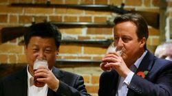 Bière, fish and chips et pub à l'ancienne, David Cameron sait