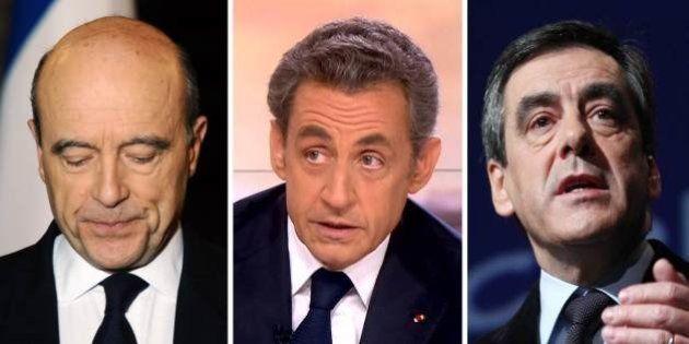 Primaire UMP: Sarkozy, Juppé, Fillon, le jeu des 7