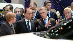 Special Mondial: François Hollande, nénettes et