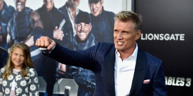 Dolph Lundgren va succéder à Arnold Schwarzenegger dans