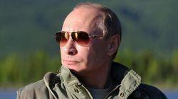 Le salaire de Poutine va être quasiment