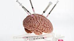 Le cerveau ne fait pas de différence entre des drogues dures