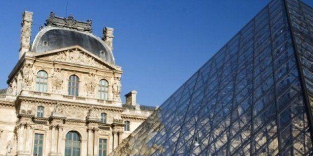 Le Louvre fermé à cause des
