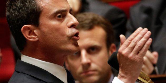 Croissance: Valls maintient l'objectif officieux de 1,5% malgré un deuxième trimestre