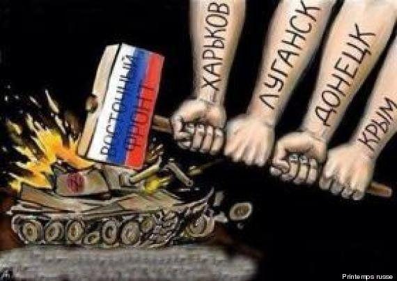 Ukraine : quand les pro-russes recrutent leurs troupes sur